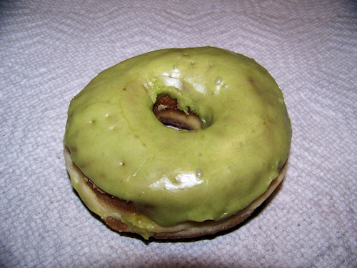 Green Tea Donut