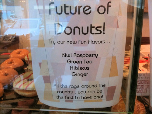 Merritt's Future of Donuts!