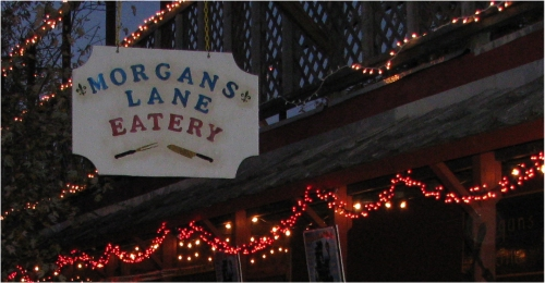 Morgan's Lane Eatery