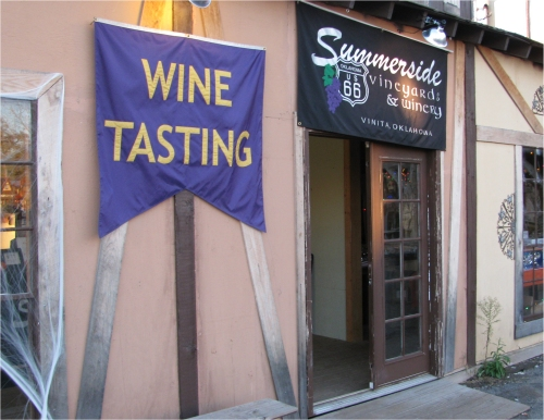 Summerside Wine Tasting